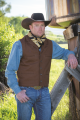 Men`s Bronco Canvas Vest